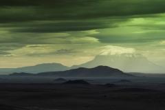6 coen mythisch IJsland, Herðubreið