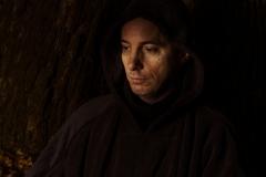 JJ2-Tinus als monnik
