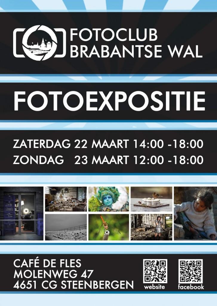 Fotoclub-Brabantse Wal Expositie 2014
